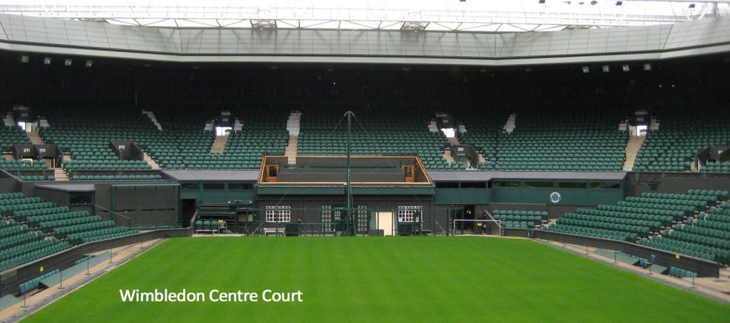 Aussie turf collection is set to help Wimbledon -