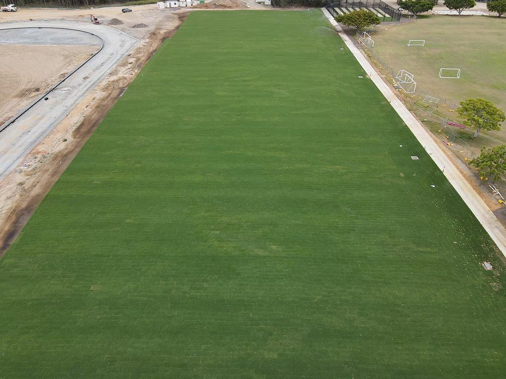 Ormiston College's New Sports Fields -