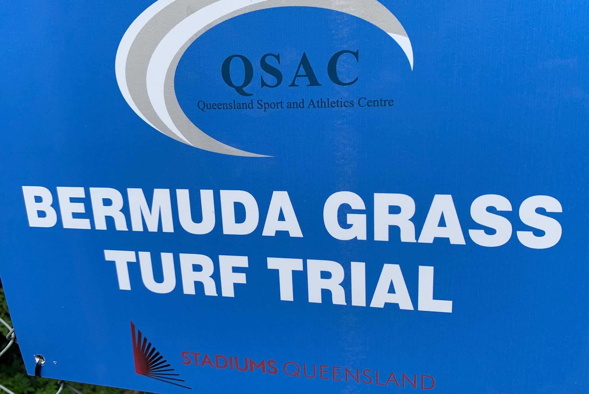 QSAC Bermudagrass Trial -