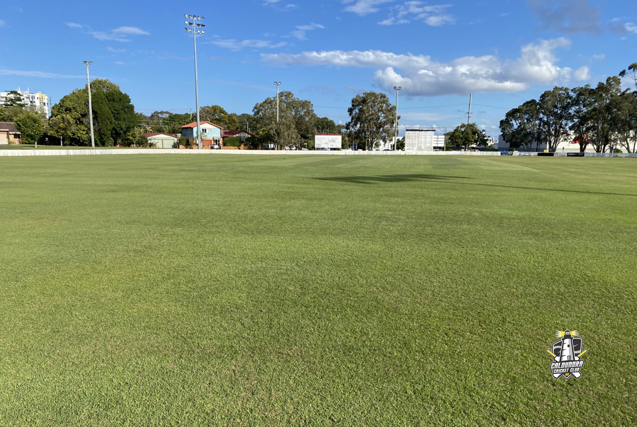 Caloundra Cricket Club Turf Maintenance -